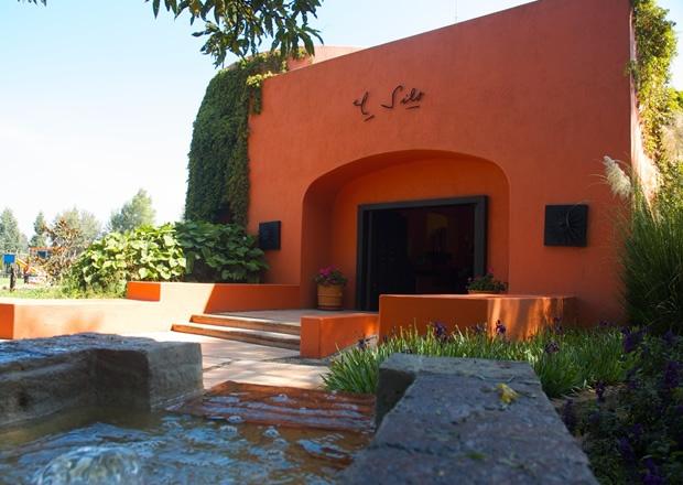 El Silo (Xochitla), Comida Mexicana con servicio de bufete y a la carta.  Fuente: Google