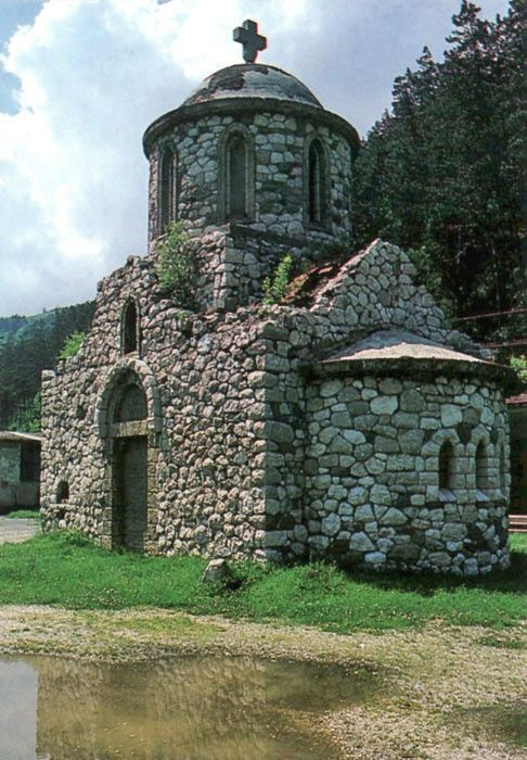 Knights Templar: #Knights #Templar Church, Bran, Romania.