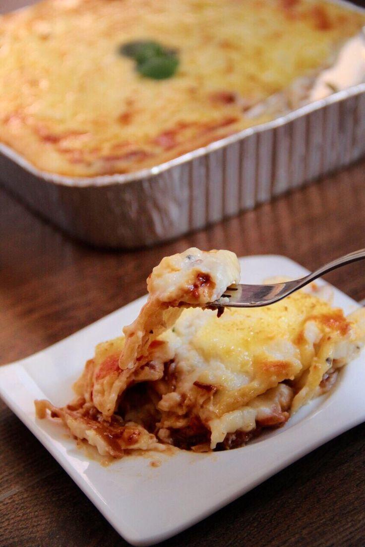 Lasagna - home made