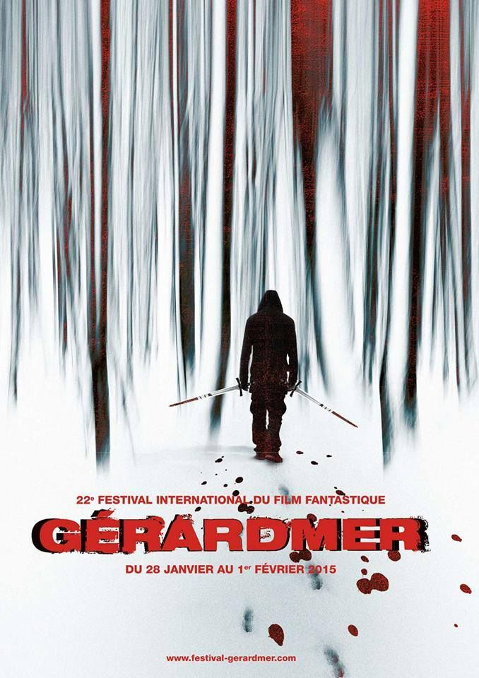 21e Festival du Film Fantastique de Gérardmer du 28 janvier au 01 février 2015. http://place-to-be.net/index.php/agenda/572-22e-edition-du-festival-international-du-film-fantastique-de-gerardmer-2015