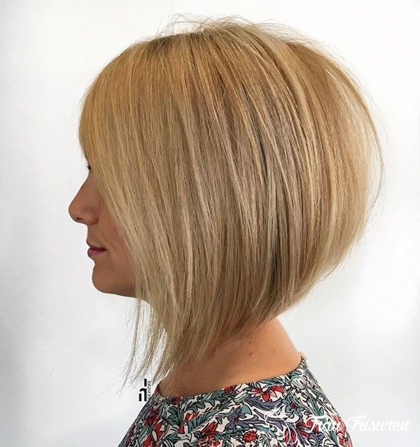 30 Bob Schnitt Frisuren 2019 Bobhaircut2019 Bob Hairstyles For Thick Bob Hairstyles Thick Hair Styles