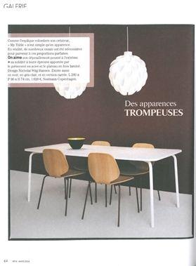 Beautiful Normann Copenhagen My Chair Maison Press Clip