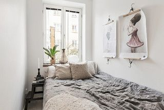 Great ideas on making small spaces seem much larger. – Living space