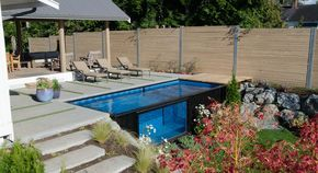 Modpools - Transportable Container Pools