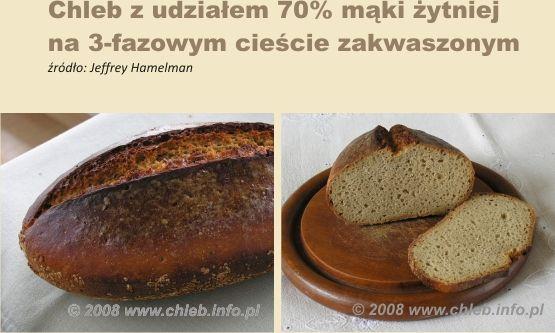 Razowy 70% żytni