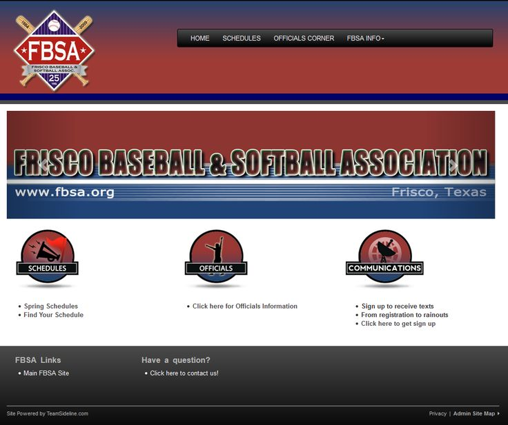 Frisco Baseball & Softball Association