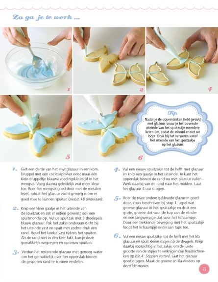 Mooie vlinder koekjes! Die gaan we vandaag maken #cookies #koekjes #Cake #Decoration