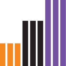 WEBwoman KOMMUNIKATIONs logo symboliserer blandt andet vækst.