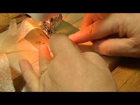 Overlocknähmaschine MD 14302 Einstellen und die häufigsten Fehler erkennen und beheben. - YouTube