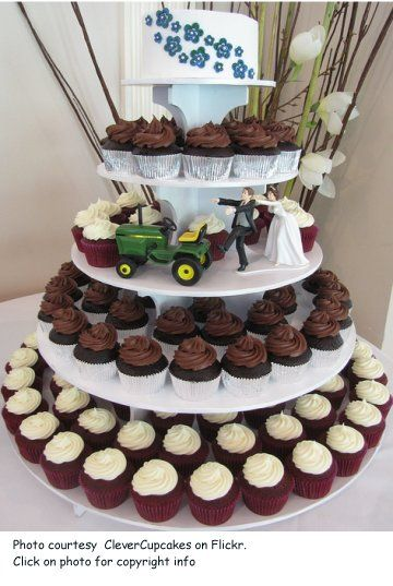 John Deere Wedding Theme... minus the wedding theme though