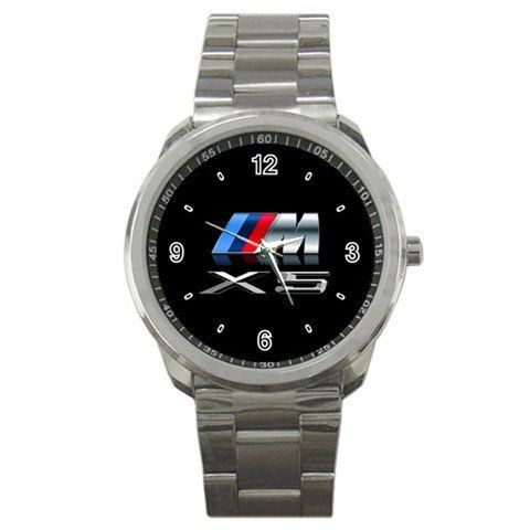 BMW X5 Logo Sport Metal Watch