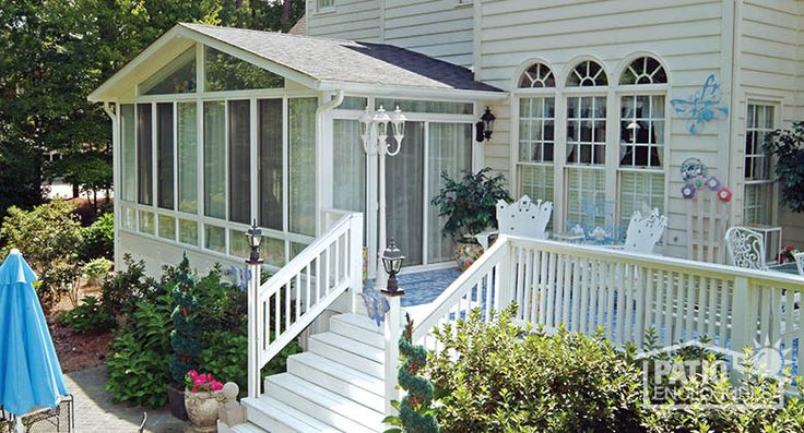17 Best Images About Sunroom Exterior Photos On Pinterest