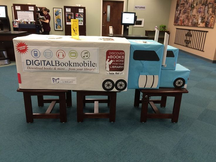 Forsyth County Public Library-Digital Bookmobile Tuesday, October 20, 2015-Cumming Public Library, Cumming, GA Discover eBooks and more at: forsyth.lib.overdrive.com