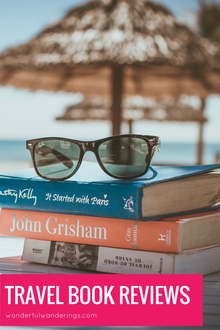 These travel book reviews will give you some great ideas on where to travel next and give you insight into the countries you visit.