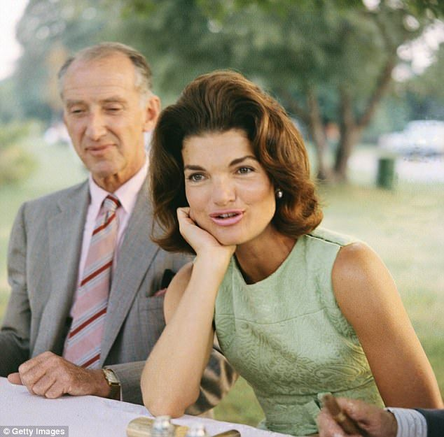 Jackie Kennedy Quotes: Behind Closed Doors Jackie Kennedy Was 'cold And Detached