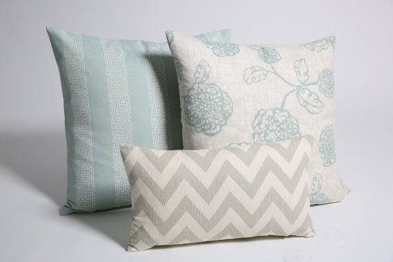 Seafoam Beige Collection Pillow Cover 20x20 By