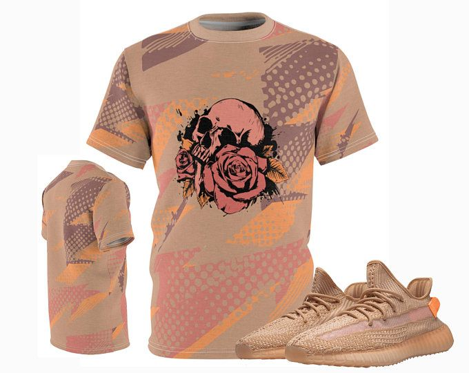 clay yeezy shirt