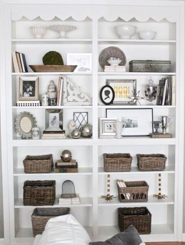 Shelf Decorating Ideas Living Room: Best 25+ Shelf Arrangement Ideas On Pinterest