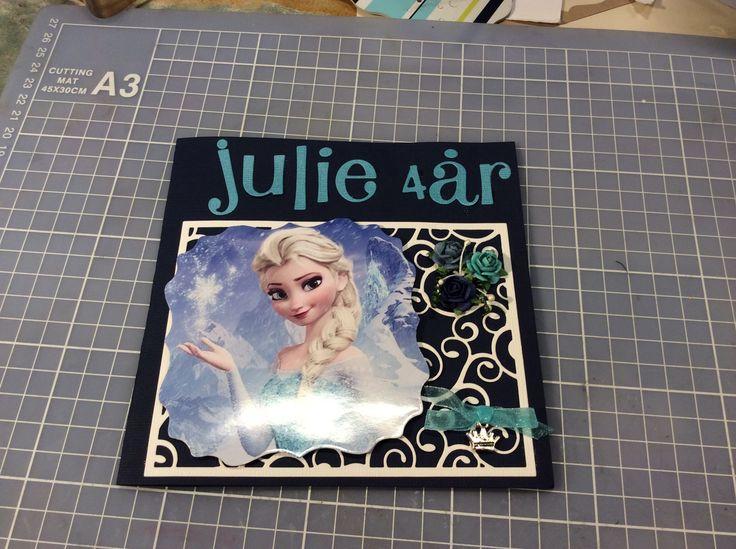 Kort til Julie