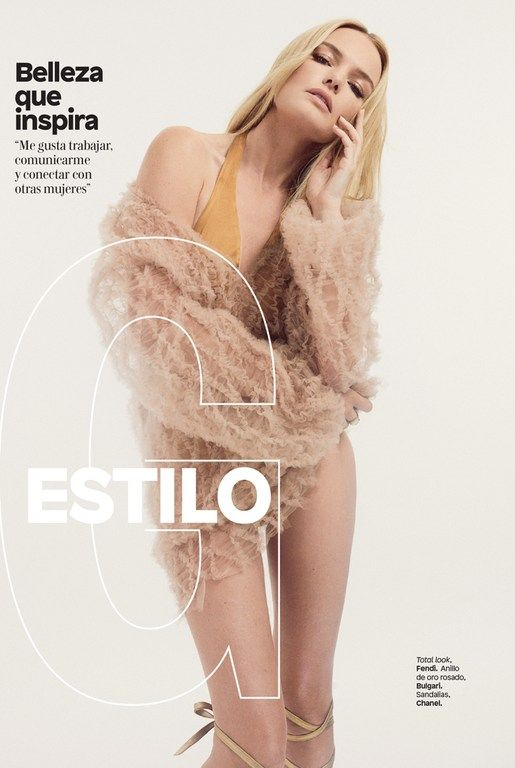Atelier Management - News - Styling by Anna Katsanis for Glamour Mexico with Kate Bosworth