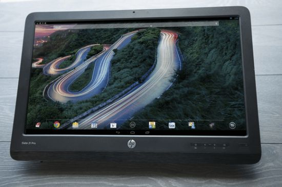 HP Slate 21 Pro Android all-in-one PC review #which #is #the #best #tablet http://tablet.remmont.com/hp-slate-21-pro-android-all-in-one-pc-review-which-is-the-best-tablet/  HP Slate 21 Pro review: It's built for business, but it's great for the home Android all-in-one PC roundup HP makes an all-in-one Android machine for the home: the Slate 21 All-in-One. But the company's business-oriented Slate 21 Pro is a far better value. It has twice as much memory and storage, and it boasts […]