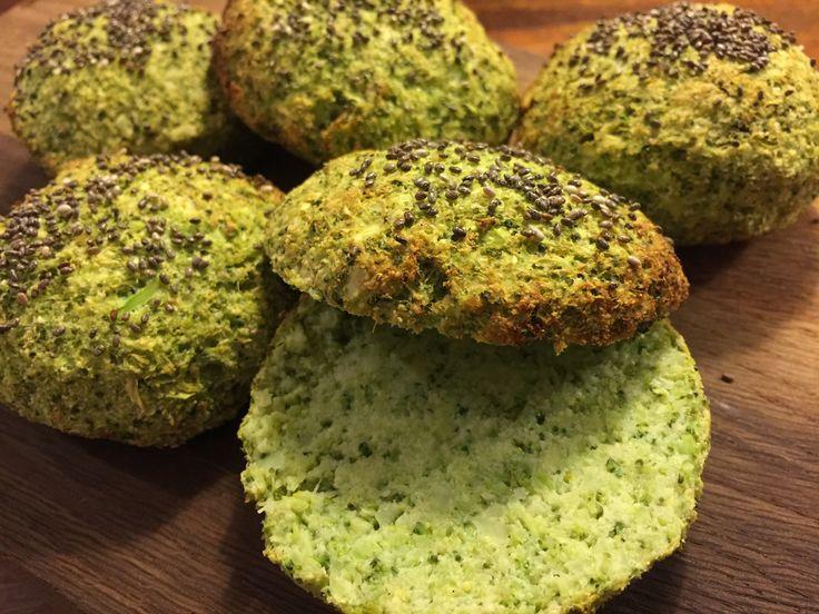 Opskrift på Broccoli boller