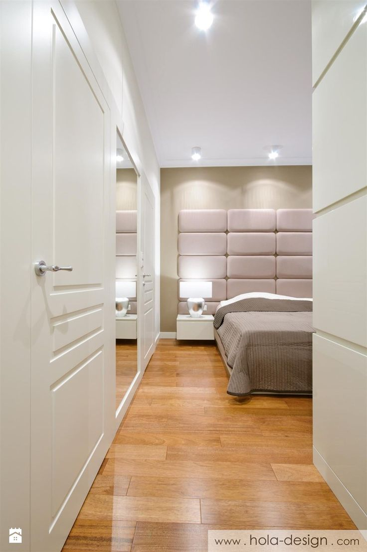 HOLA_18 - Sypialnia, styl nowoczesny - zdjęcie od HOLA DESIGN