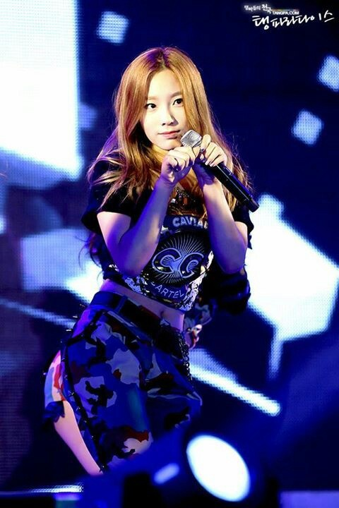 Taeyeon the boys outfit