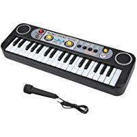 Electric Piano Keyboard 37-Key Digital Keyboard Pi…