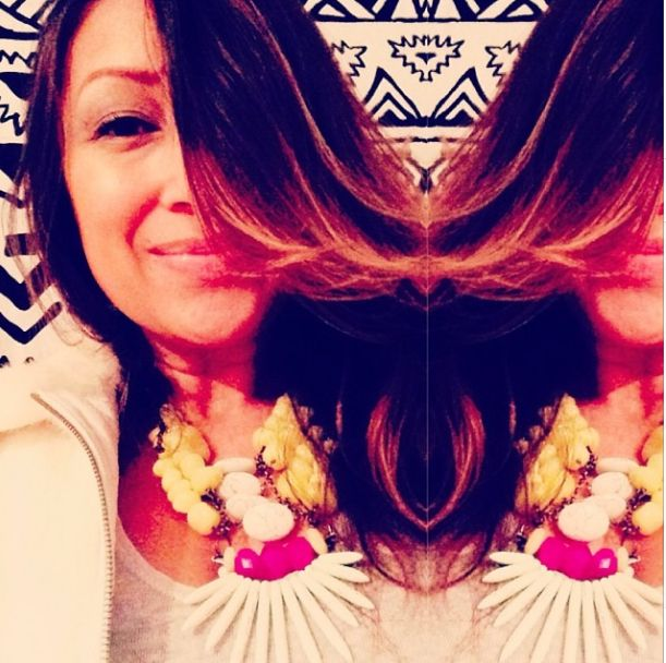 Coconuts Republic Babe with her Rad Rug as wall paper. So sick! #kykullo #theradrug #beachtowel #coconutsrepublic