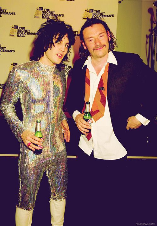 Noel & Julian   The Mighty Boosh