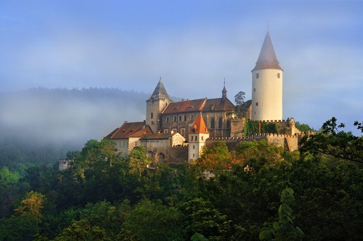 Czech Republic - Křivoklát Castle