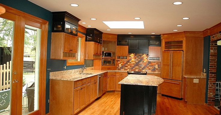Kitchen Design Colors Ideas On Different Color Cabi S In Bathroom