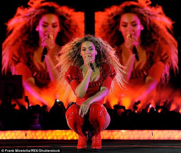 Beyonce's concert at Wembley Stadium in London recently had a lot of empty seats because of ticket touts