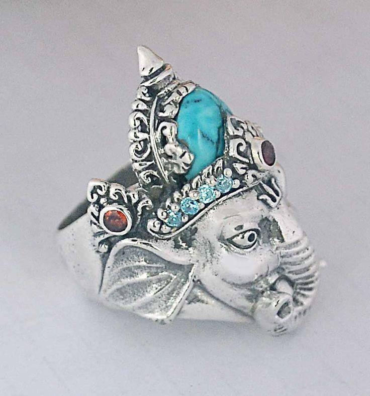 Ganesha Ring US$ 250 Info : 081338479617