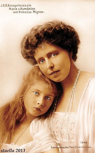 Marie and Mignon