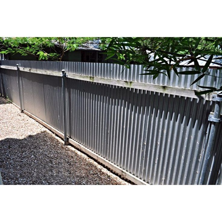Gibraltar Building Products 6 ft. Corrugated Galvanized