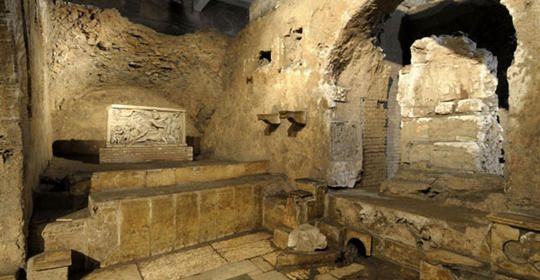 This project focused on the use of IoT technologies to monitor the status of a relevant archaeological site: the Mitreo in the basement of the Circus Maximus in Rome. We worked together with Politecnico di Milano, one of the most important universities in Italy, in order to use data gathered from specific sensors installed inside the Mitreo to remotely monitor CO2, vibrations, temperature, and humidity.