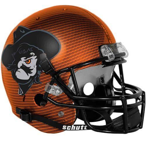 oklahoma state football orange helmets - Google Search