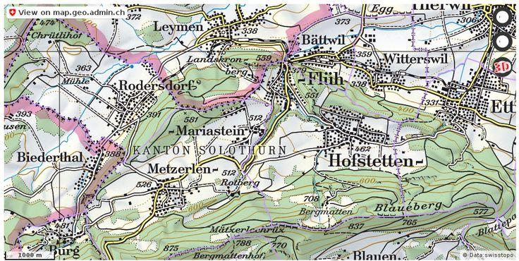 Metzerlen-Mariastein SO Grenze Gemeinde download http://ift.tt/2sgMsW9 #geoportal #swiss