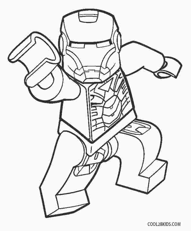 Coloring Iron Man Lego Lego Coloring Pages Lego Coloring Lego Iron Man