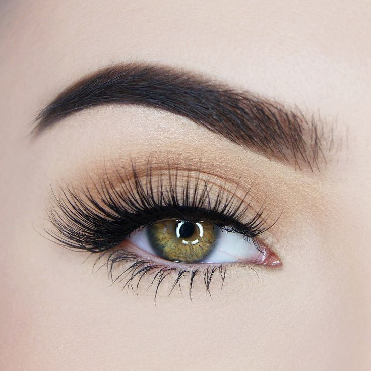 Feathery. Striking. Dramatic. Perfectly shaped and designed, creating an eye-opening effect.
