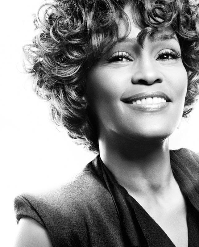 Today we remember #WhitneyHouston, who died on this day in 2012 ...