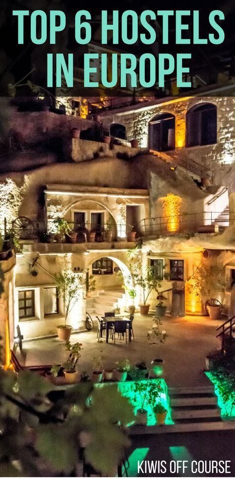 12 Vacation Spots which are Cheaper to Get to Today than in the Past Want to travel to Europe without breaking the bank? Backpacking through Europe on the cheap has given us a glimpse into all kinds of different hotels and hostels.http://kiwisoffcourse.com/2016/08/23/top-6-hostels-in-europe/