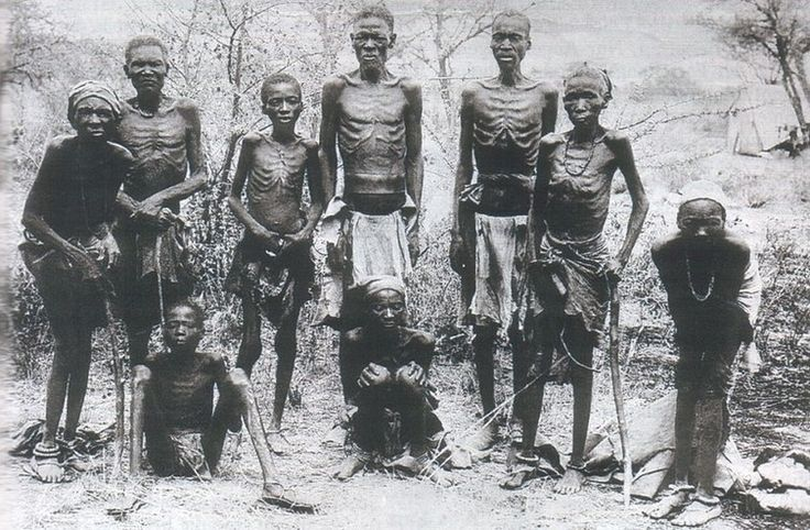 Namibian traditional leaders haul Germany before US court in genocide test case Representatives of Namibian communities affected by the 1904-1908 genocide have filed a class action against Germany in the US seeking reparations for atrocities committed by Imperial Germany http://www.thesouthafrican.com/namibian-traditional-leaders-haul-germany-before-us-court-in-genocide-test-case/