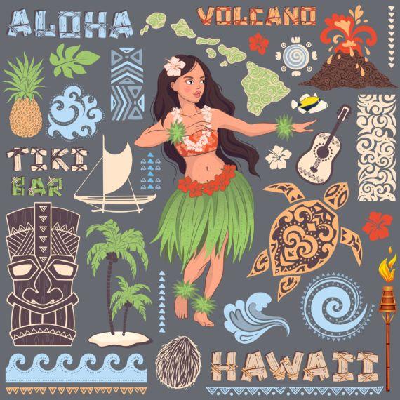Hawái mítica