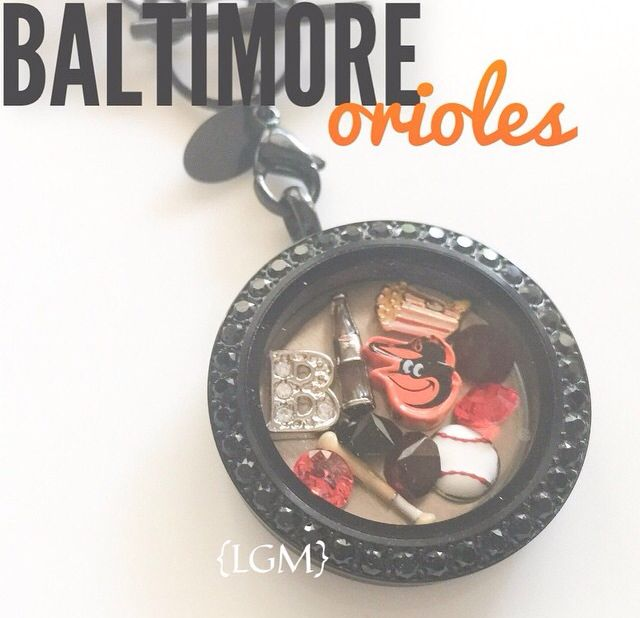 Origami Owl NEW {MLB Summer Collection} #origamiowl #summercollection #MLB