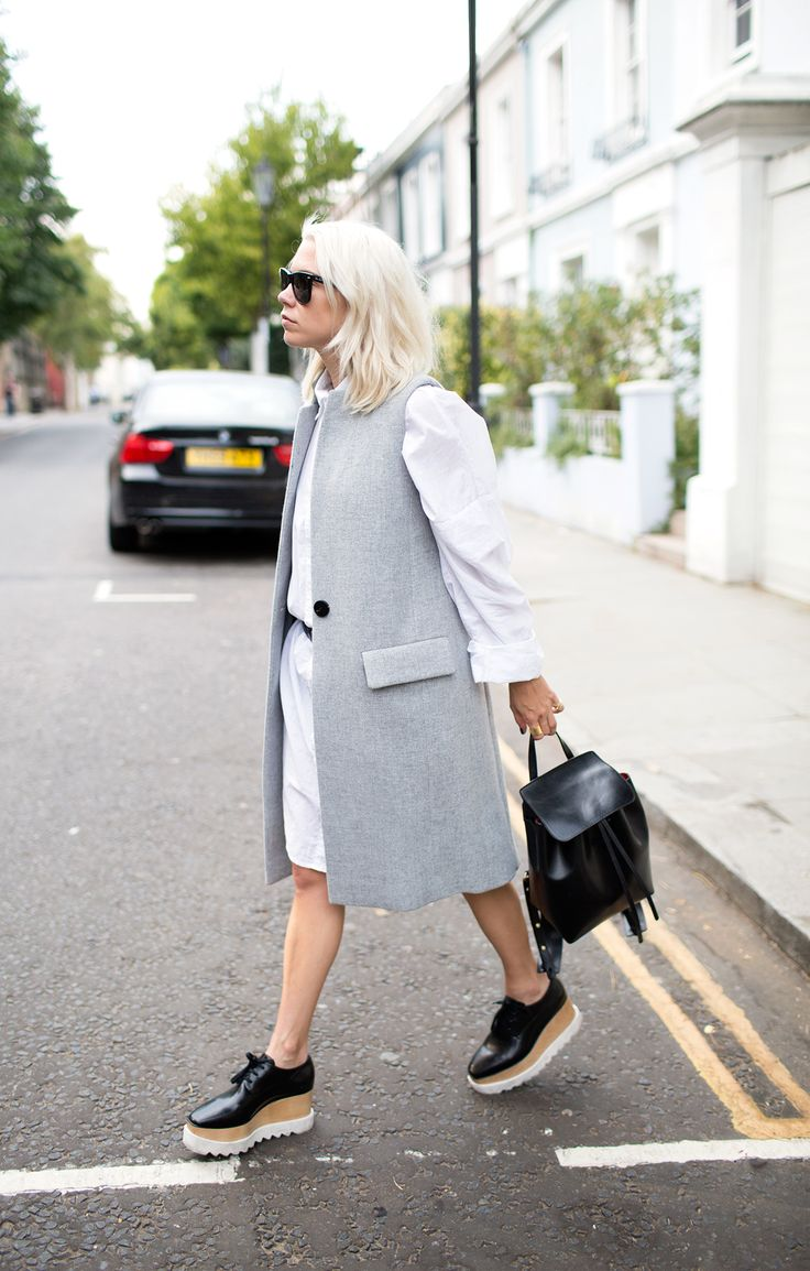 26 best images about How to wear your sleeveless blazer ...