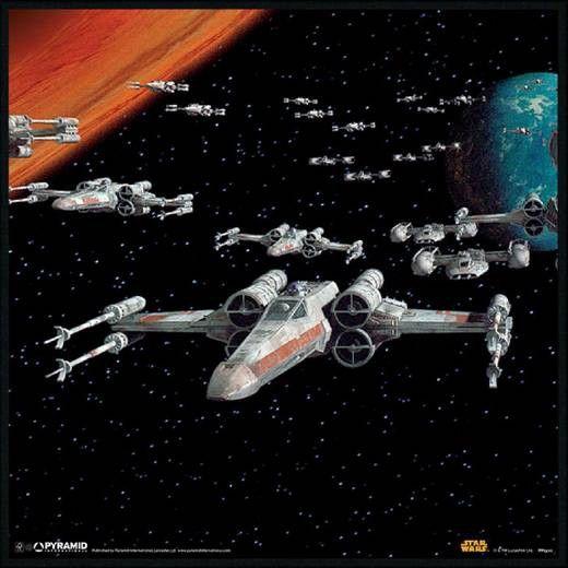 les 23 meilleures images du tableau deco star wars sur pinterest affiche star wars chambre. Black Bedroom Furniture Sets. Home Design Ideas