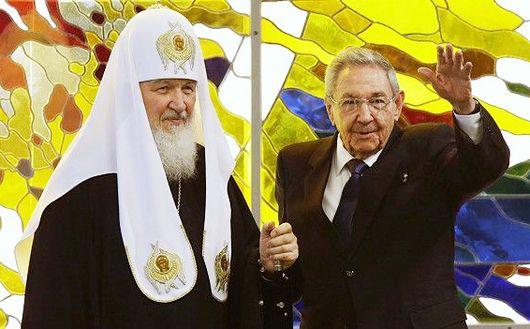 El papa Francisco y el patriarca ortodoxo ruso Kiril (Cirilo) se encontraron este viernes en la sala presidencial del aeropuerto de La Habana, en Cuba, y se dieron un abrazo, en la que fue la primera reunión de los líderes de las dos Iglesias tras el